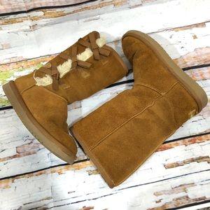 UGG Shoes - UGG Koolaburra fur lined boots